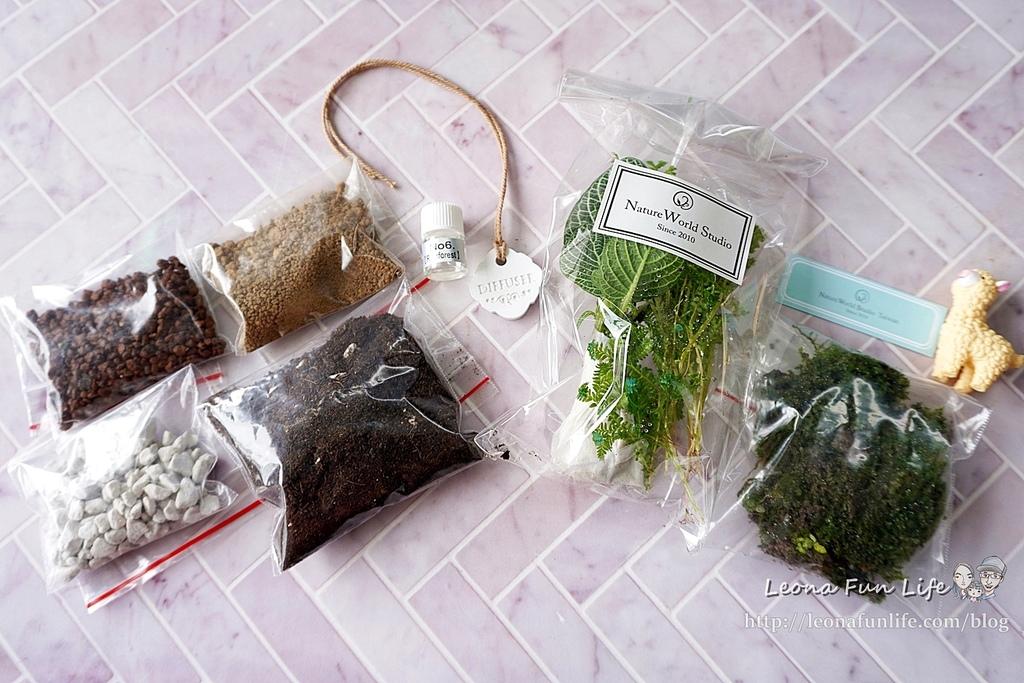 親子DIY體驗原生態工作室-植物生態瓶材料包手作DIY,免準備、零失誤,輕鬆打造療癒微景室內植栽擺件DSC02037.JPG