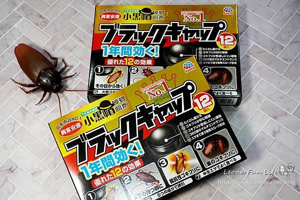 防蟑小撇步興家安速小黑帽蟑螂餌劑-日本暢銷,不佔空間殲滅小強超有感蟑螂藥推薦DSC00990.JPG