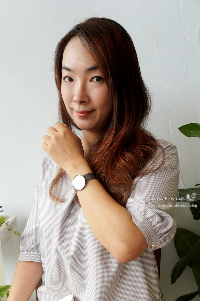 穿搭配件丹麥品牌 Nordgreen Philosopher 北歐簡約風格錶-網格鈦鋼錶帶,透氣好帶又擺搭│夏季穿搭專屬優惠碼1DSC03037.jpg