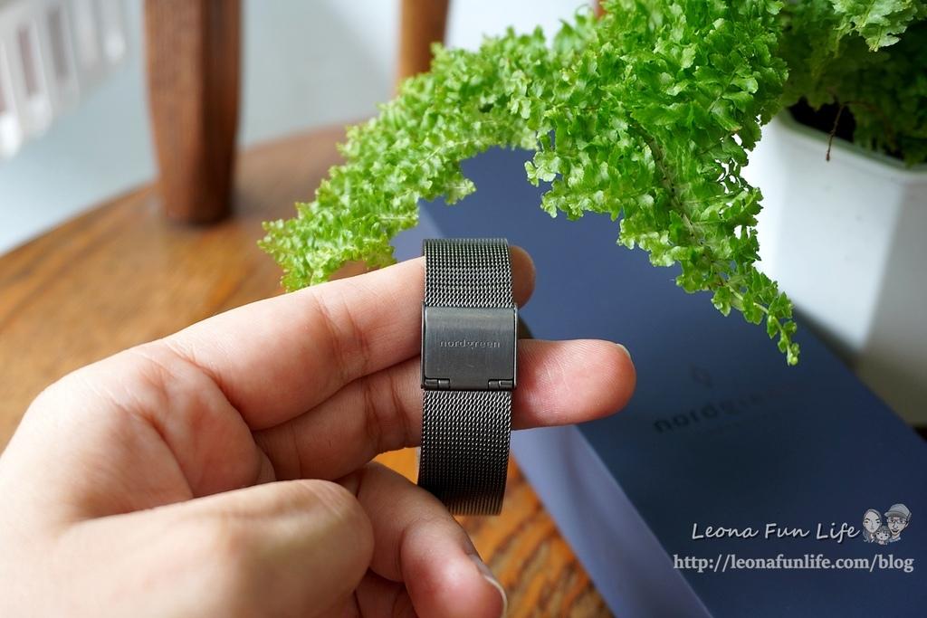 穿搭配件丹麥品牌 Nordgreen Philosopher 北歐簡約風格錶-網格鈦鋼錶帶,透氣好帶又擺搭│夏季穿搭專屬優惠碼DSC03056.JPG