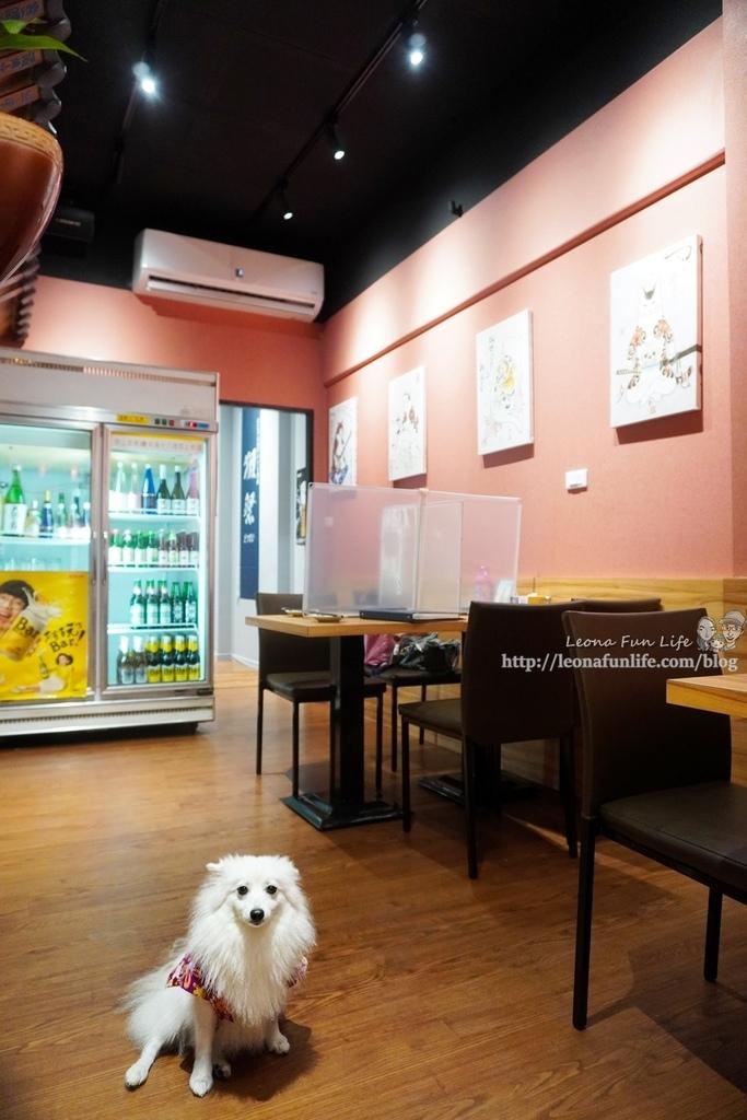 容燒居酒屋崇德加盟店和可愛狗狗一起吃串燒、喝啤酒,享受日式美味料理寵物餐寵物友善餐廳台中北區DSC03586.jpg