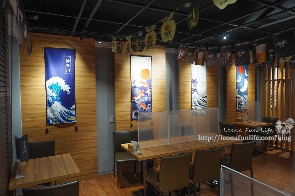 容燒居酒屋崇德加盟店和可愛狗狗一起吃串燒、喝啤酒,享受日式美味料理寵物餐寵物友善餐廳台中北區DSC03595.jpg