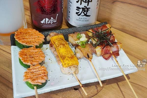 容燒居酒屋崇德加盟店和可愛狗狗一起吃串燒、喝啤酒,享受日式美味料理寵物餐寵物友善餐廳台中北區DSC03632.jpg