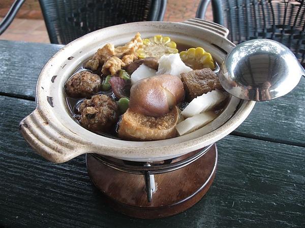 TINA廚房~!!養生小火鍋