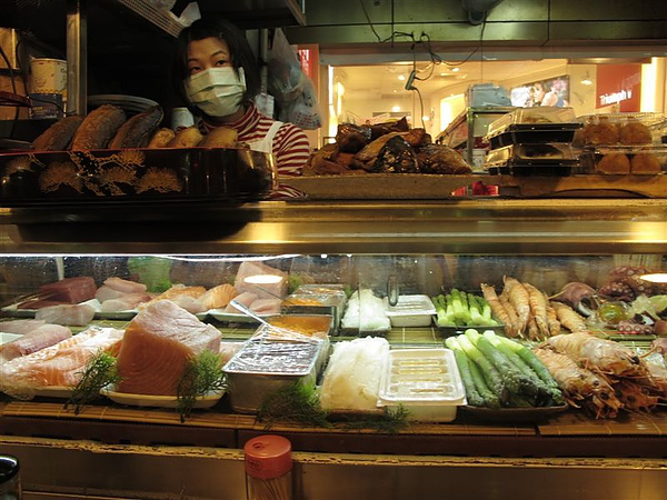 基隆廟口夜市日本料理