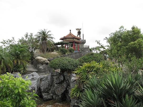 20100529雲林遊 馬鳴山五年千歲公園