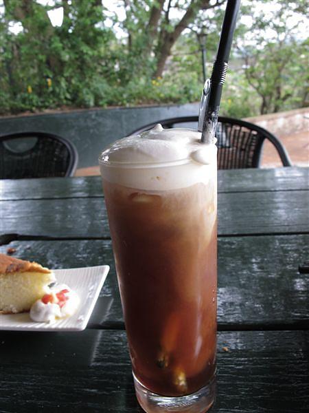 TINA廚房~!!冰咖啡