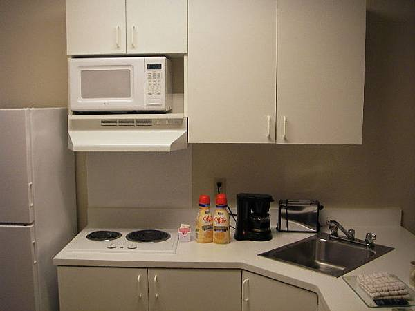 旅館的廚房