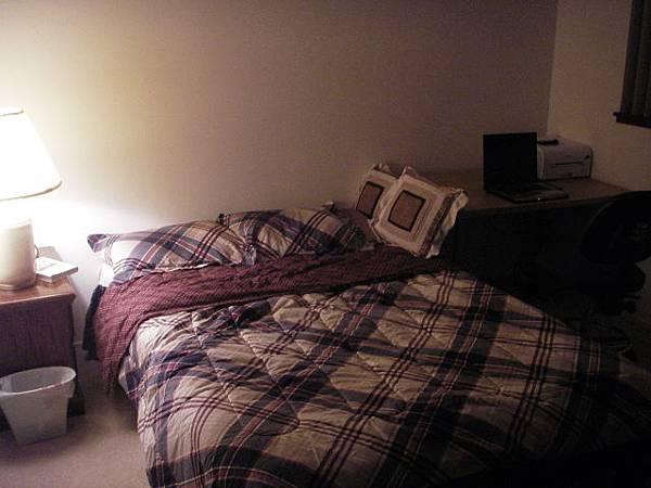 現在的臥室