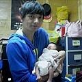 2012.05.11-02燒餅抱小小齊