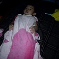 2012.05.24-02粉紅貓睡袋