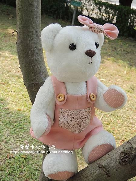 NO.8 我的熊麻吉-甜甜