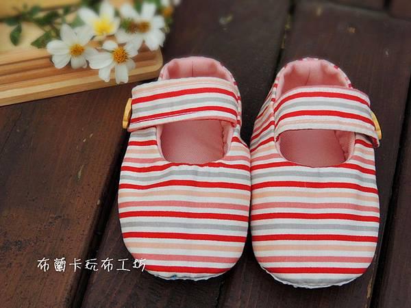 NO.15 典雅扣帶式嬰兒鞋