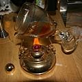 愛爾蘭咖啡杯加入咖啡焦糖及愛爾蘭酒