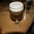 愛爾蘭咖啡完成