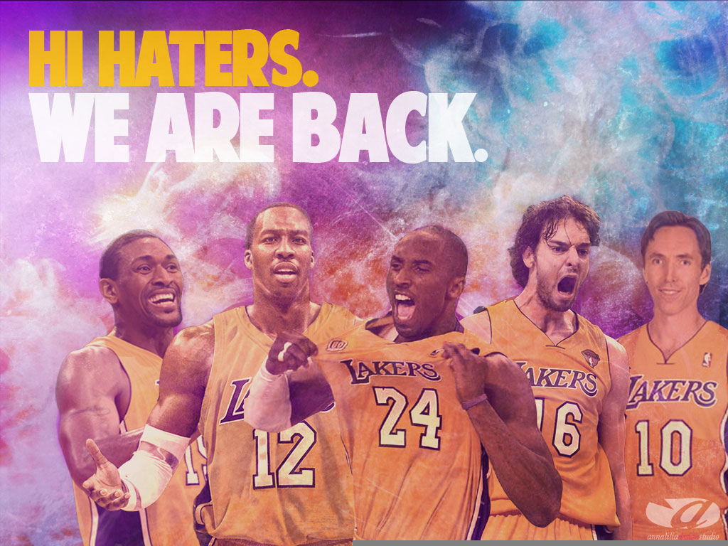 lakers-we-are-back