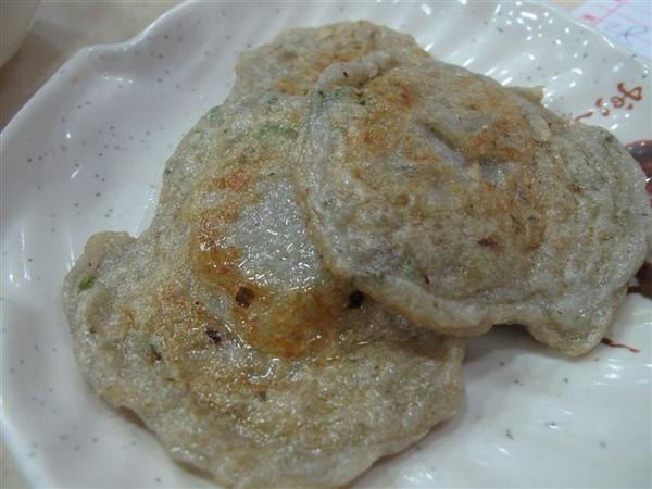 炸魚餅 (好吃)