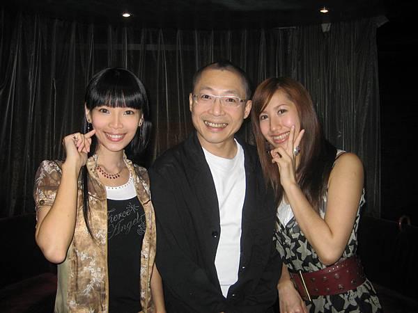 李正帆老師和我們的課程專員