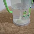大眼蛙吸管杯--特殊的設計