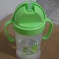 大眼蛙吸管杯--隱藏式吸管
