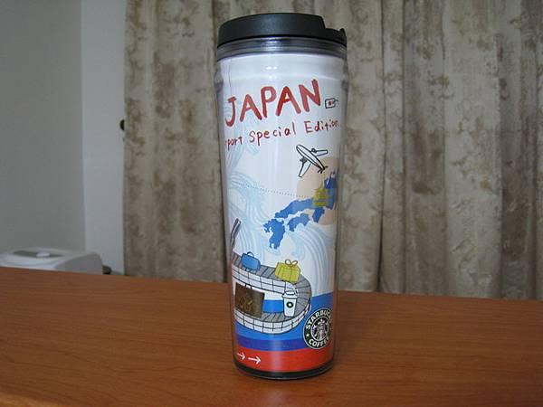 2008在成田機場買的機場限定杯