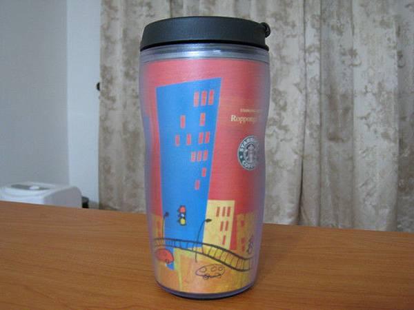 2008在六本木買的六本木杯