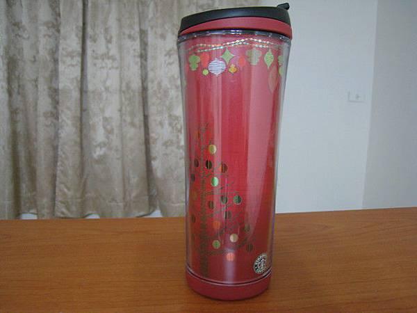裡面裝的是咖啡豆樹隨行杯
