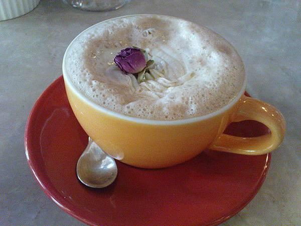 飯後飲料,我的玫瑰奶茶