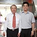 我爸和我弟