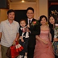 小紅賢伉儷和小Woody