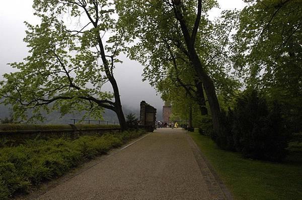 前往「海德堡」的路上
