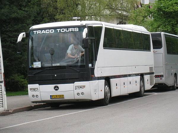 參觀完畢回旅館準備出發前往巴塞爾