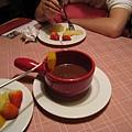 瑞士火鍋之三:巧克力鍋