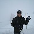 走到外面感受一下下雪的感覺