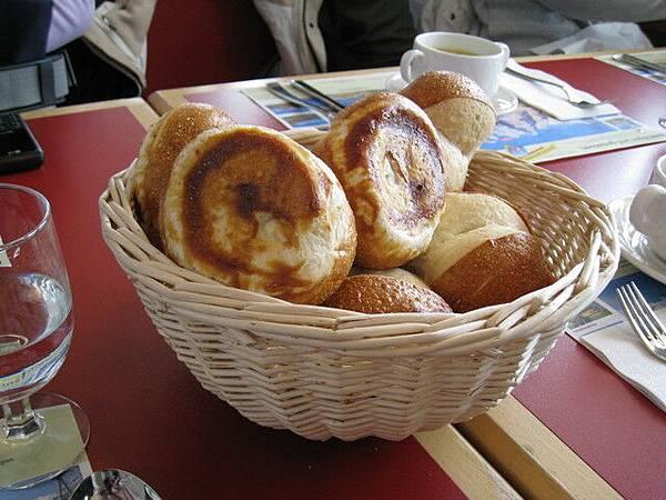 餐餐都有的麵包