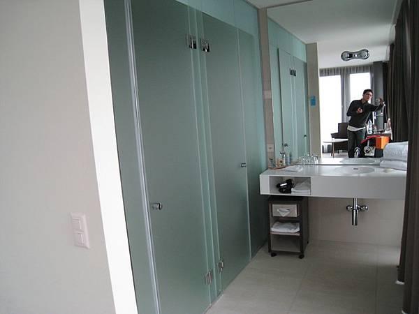 浴廁分離的設備