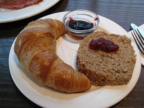 麵包及果醬