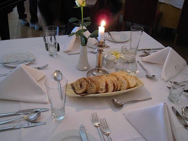 今日午餐在米其林推薦餐廳用餐