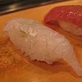 白肉魚,有酸酸的醬汁,很清爽