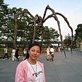 六本木超搶眼地標--大蜘蛛