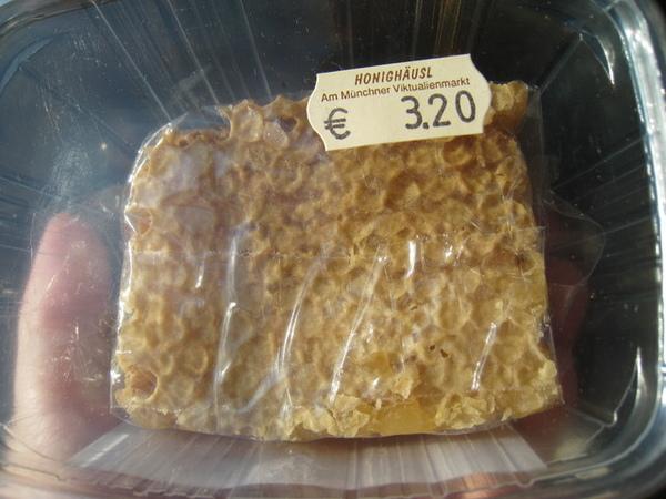 宏盈夫婦買的蜂巢片