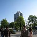 沒在行程上的景點:BMW總部