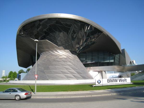 這邊也是BMW公司的一部份喔!