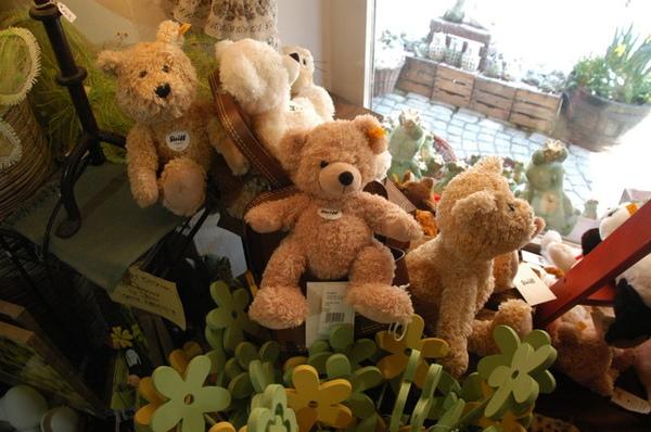 正版泰迪熊