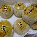今天做的蛋黃酥