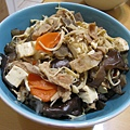金針菇木耳豆腐羹