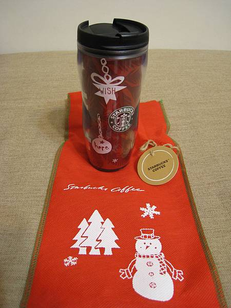 2009耶誕TOGO隨行杯