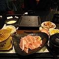 石燒松阪豚定食