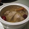牛蒡雞肉湯