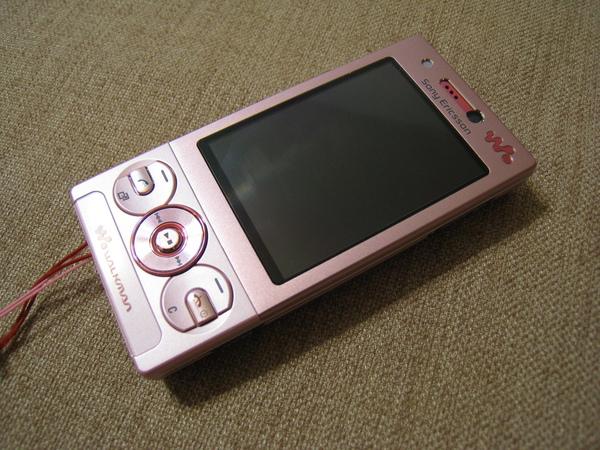 不銹鋼的Pink外殼